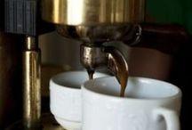 Café / Inspiration - Kaffee, Milchkaffe & Espresso
