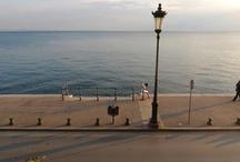 Thessaloniki Harbour  Astonishing beachfront view / https://www.facebook.com/lifethinktravel