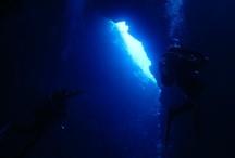 Explore the underwater beauty of Ithaca Island / https://www.facebook.com/lifethinktravel