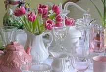 Beautiful Tables / Tablescapes and inspiration / by The Pampered Chef with The Party Girl