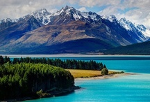 Aotearoa New Zealand  / The place I call home