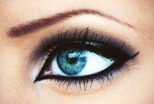 eye makeup / by Katya Bish
