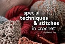 Crochet Extras / This board is made up of stitches, tips, and tricks that I have stumbled across.  / by Heap of Giggles