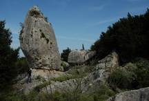 Ithaki Island  Menhirs in Anogi Village / http://lifethinktravel.eu/menhirs-real-nature-exposing-greatness-ithaka/