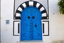 Doors around the World / Travel can bring us into contact with all sorts of fascinating encounters with everyday things, here's what doors around the world look like.