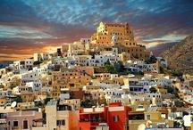Syros Island   The Omphalion of Greece / http://lifethinktravel.eu/category/syros/