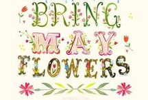 Frühling / Ideen & Inspiration - ein frühlingshaftes Moodboard