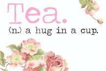 high tea <3