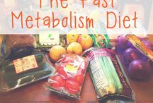 Fast Metabolism Diet / The Fast Metabolism Diet is by Haylie Pomroy and its aim is to fix the metabolism and heal the liver by focusing on real, whole foods in specific partnerships. It is strict, but it works! / by The Pampered Chef with The Party Girl