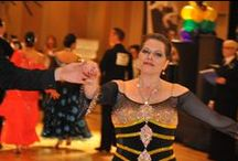 "Ballroom Dancing Rocks!!!  ;-) / I finally found something that I LIKE doing that makes me ""glisten"" (lady-like way of saying ""exercise""). Totally recommend it. <3 to FADS Morristown..."