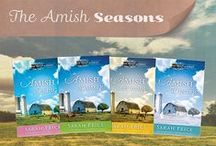 The Amish Seasons Series / The Amish Seasons Series follows the story of Drusilla Riehl as she passes through the seasons of life. The first of a four book series, An Amish Spring introduces readers to the Riehl family and their community, both Amish and Mennonite.