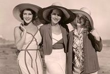 Goodwood Style Suggestions / Vintage costume ideas for Goodwood Revival Festival.   What decade to go for?