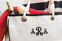 Monogrammed Gifts & Decor / Everything looks better with your monogram on it! / by Things Remembered