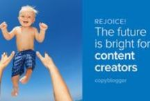 Master Content Marketing with Copyblogger / Tips, techniques, and guidance to help you become a content marketing pro. From the team at Copyblogger.com