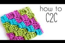 Crochet C2C / by Heap of Giggles