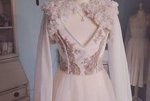 Couture Brautkleider / Zauberhafte Couture Brautkleider, auf Maß gefertigt von Designer Tian van Tastique im Brautdirndl und Vintage Stil. www.tianvantastique.com