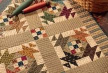 Quilted Comforts / by Cathy Jackson ♥ Hazelruthe