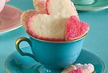 EATIN Tea Time Yummies N Weddings / #tea, #tea time, #finger foods, #dainty foods, #cookies, #cakes, #wedding food, #reception / by Karen Chapman
