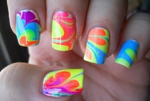 Nails / by Mackenzie Rubitschung