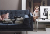 INTERIOR | living / Living Room  #design // #interior // #livingroom // #midcentury