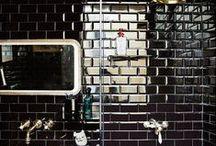 INTERIOR | bathroom /  [interior design] #design // #interior // #interiordesign // #decor // #bath // #bathroom