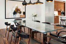 INTERIOR | dining / #design // #interior // #interiordesign // #dining