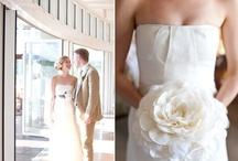 Coastal Weddings -- Happily Ever After / Ideas for the perfect beach / seaside wedding.