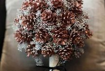 Christmas Weddings / Ideas and inspiration for your Christmas / New Years Wedding.