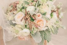 Just Peachy / Weddings in light oranges, peach and pink.