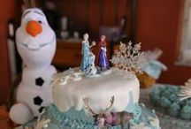 Frozen Party Ideas - Sophie / by Leanne Ohanna McKenzie