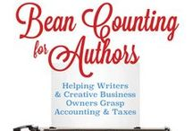 Writer Tax Tips / Tax tips for authors, writers, and other creatives in business