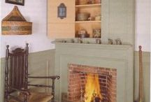 hearth and home / by Claudia Myers