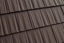 Cedar Shingle / Interlock® Cedar Shingle. New, unique, affordable, and revolutionary metal roofing, designed to provide the look of cedar shingle without the problems of rot and discoloration.