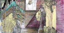 Paris / drawings and paintings