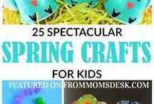 Kids Crafts & Activities / A random board filled with kids activities, kids crafts, and ideas for kids games.