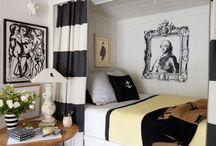 Bedrooms / by Merritt Patterson