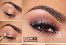   Make up   / by Cassandra Galan