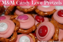 Valentine's Love / Valentine's Day Recipes, Valentine's Day Gift Ideas, Gifts for him and her, and Valentine's Crafts! / by Kecia (Southern Girl Ramblings)