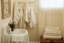 Bathrooms & Bath Features / by Angie Elzy-Carroll