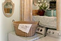 Laundry Spaces / by Angie Elzy-Carroll