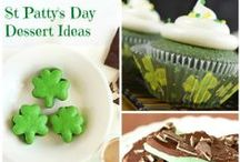 St. Patty's Day / St. Patricks day food, decorations, and crafts! / by Kecia (Southern Girl Ramblings)