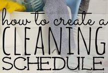 Home Organization & Tips / Advice on home organization, home cleaning tips, and more - basically anything that would help you keep your home under control. / by Kecia (Southern Girl Ramblings)