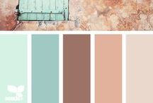 Color Inspiration / by all about the cozy