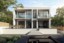 Architecture   Residential / by Carrie Rose