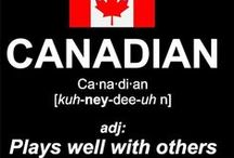 I AM CANADIAN / by all about the cozy