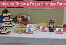 Party! / All the party ideas you need! Party food inspiration, tips for the perfect party outfit, and ideas for throwing a great birthday party! / by Kecia (Southern Girl Ramblings)