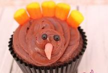 Thanksgiving Fun / Thanksgiving recipes, Thanksgiving crafts, and Thanksgiving dessert ideas to help you enjoy the holiday! / by Kecia (Southern Girl Ramblings)