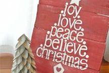 Happy Holidays / by Crystal Church