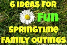 Spring Time / Warmer weather means Spring activities, food, and crafts / by Kecia (Southern Girl Ramblings)