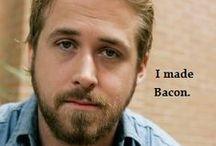 Ryan Gosling / by Crystal Church
